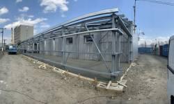 Přístavba výrobní haly